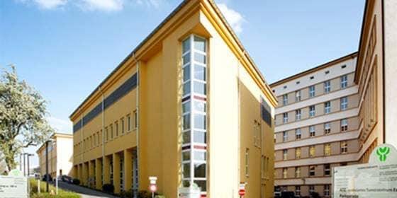 Afbeelding van kliniek in Essen