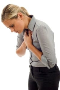 hartaanval-vrouw