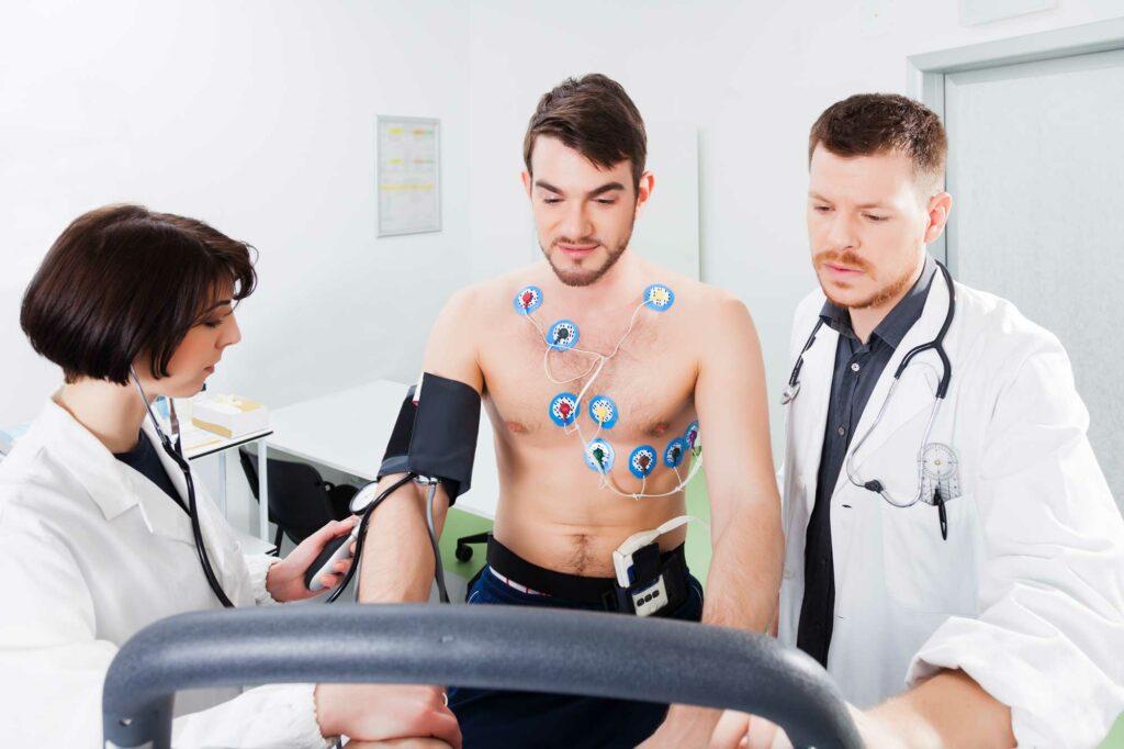cardio-onderzoek