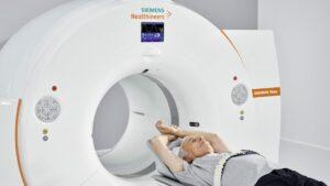 CT scan hart afbeelding