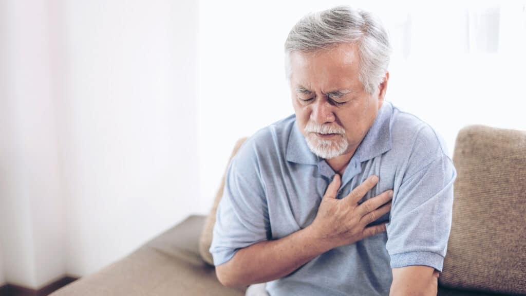 Pijn op de borst